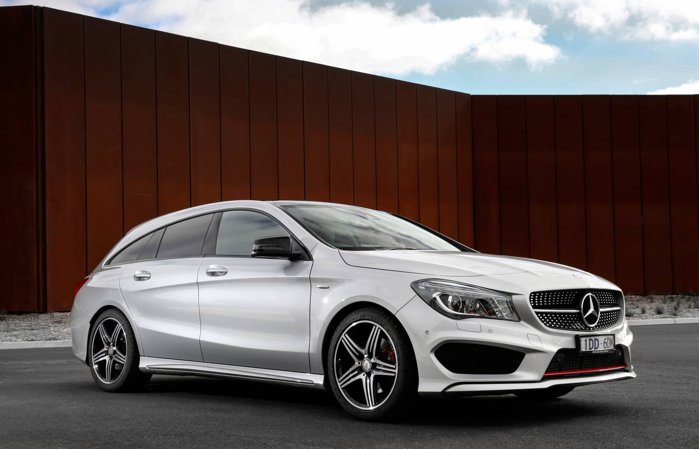 2015 mercedes benz cla shooting brake review practical. Black Bedroom Furniture Sets. Home Design Ideas