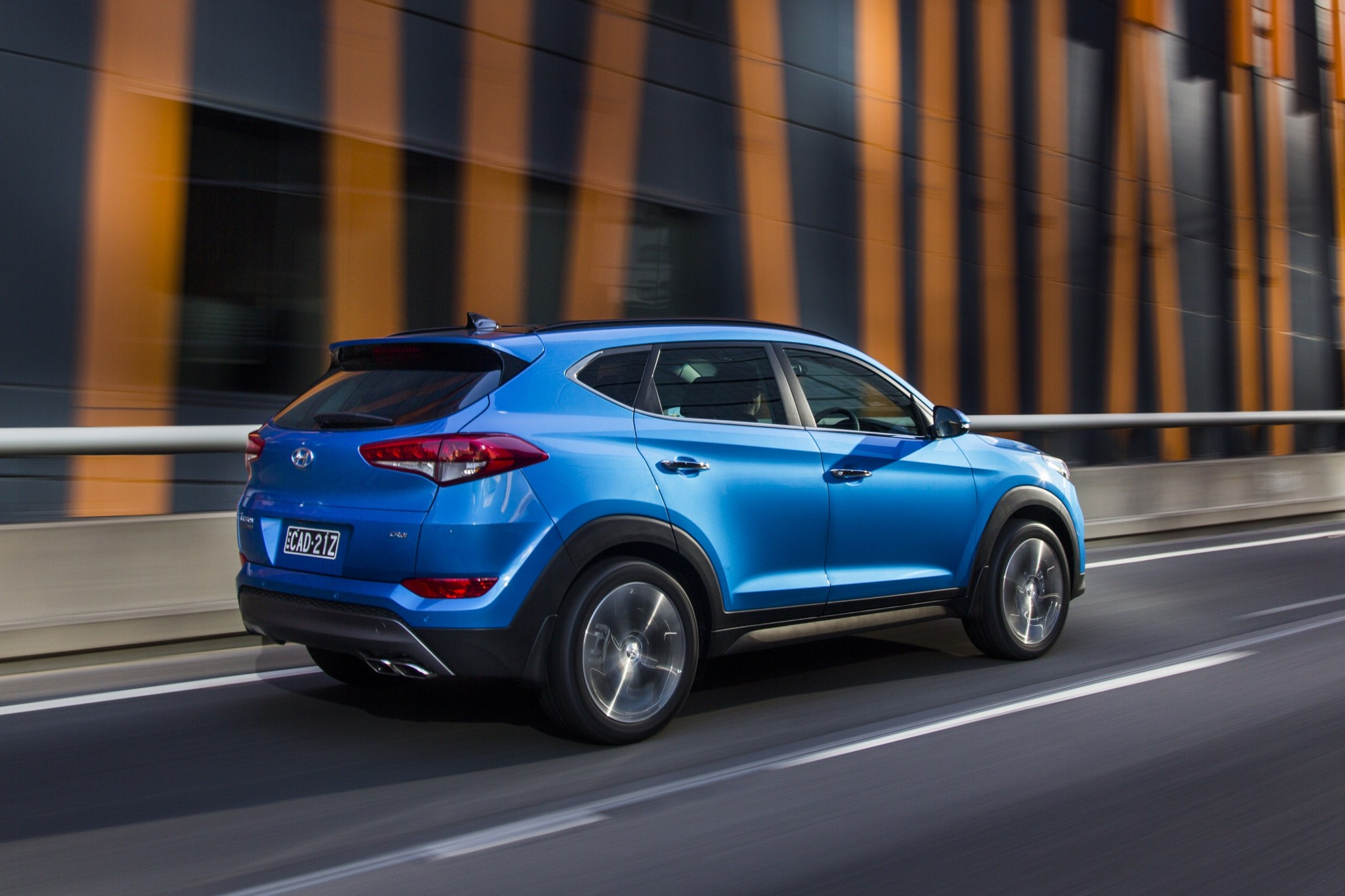 2016 Hyundai Tucson Priced From 27 990 Practical Motoring