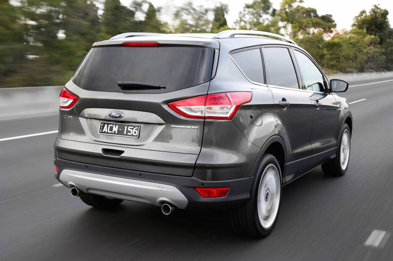 2015 ford kuga titanium review practical motoring. Black Bedroom Furniture Sets. Home Design Ideas