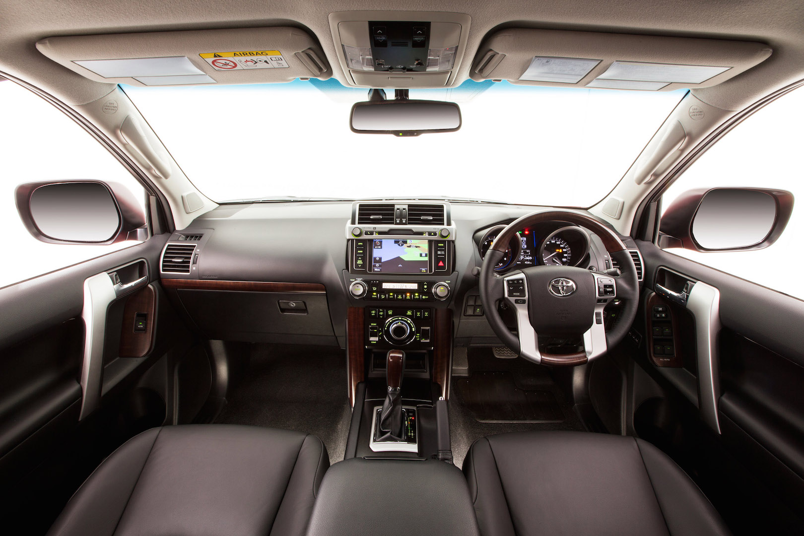 2016 Toyota Land Cruiser Prado: БОЛЬШОЙ ТЕСТ АВТОПАНОРАМЫ