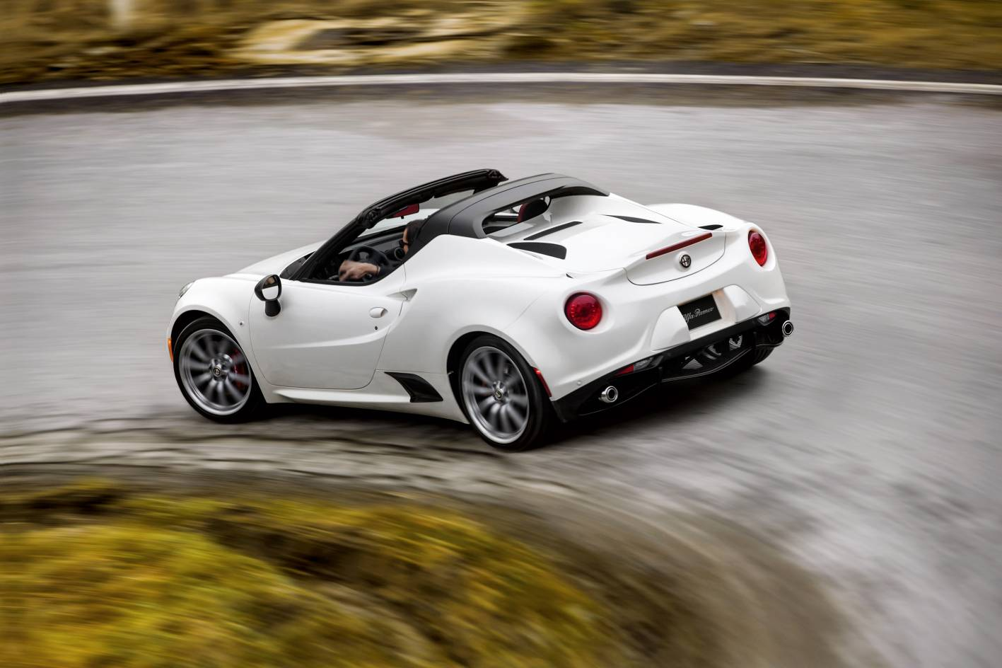 2015 alfa romeo 4c spider here in november sub 100k plus on roads practical motoring. Black Bedroom Furniture Sets. Home Design Ideas