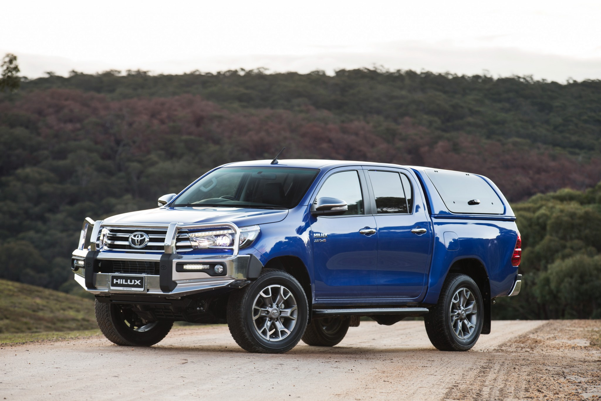2016 toyota hilux official accessories range announced | practical
