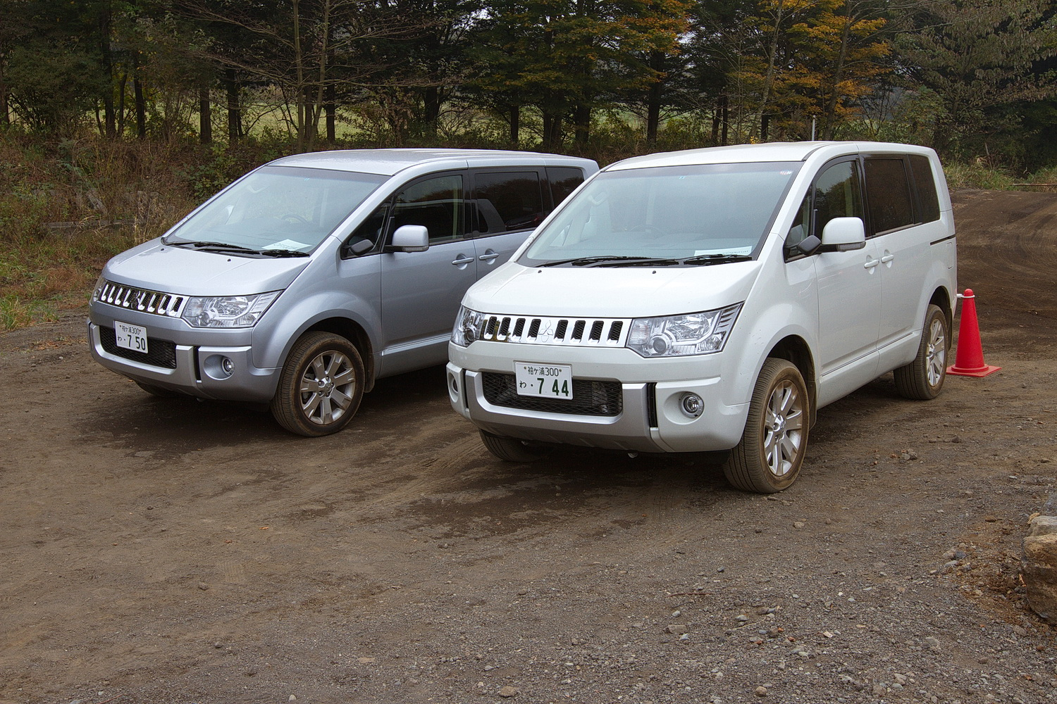 How about a van like the Mitsubishi Delica for off-road touring? | Practical Motoring