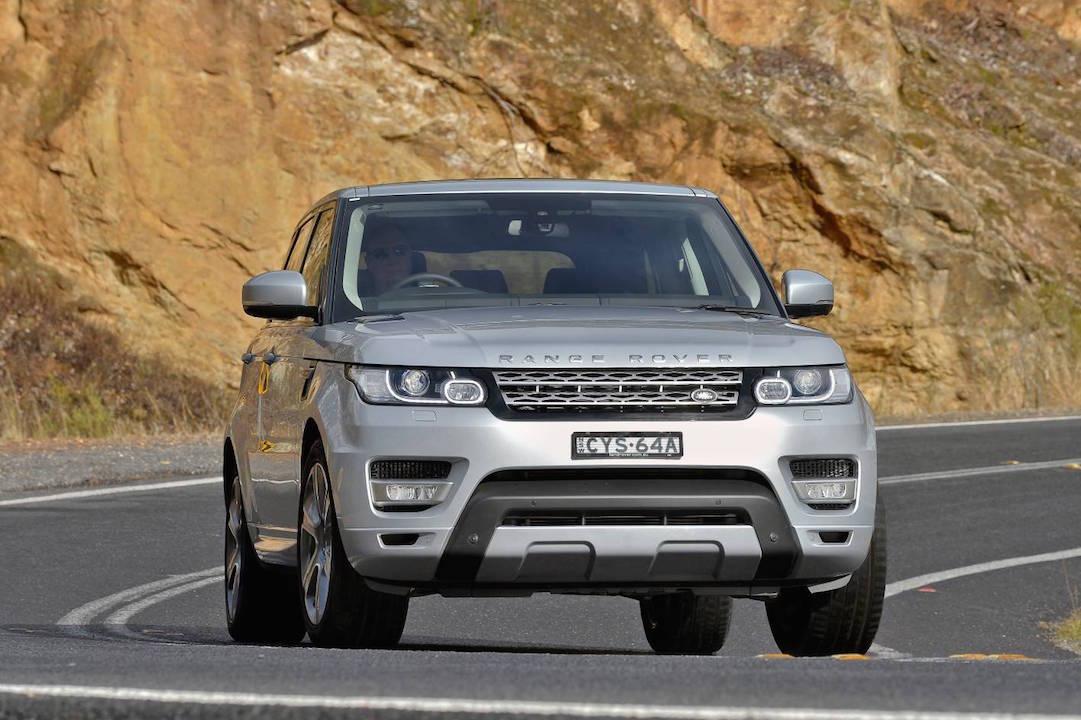 2015 range rover sport hybrid review practical motoring. Black Bedroom Furniture Sets. Home Design Ideas