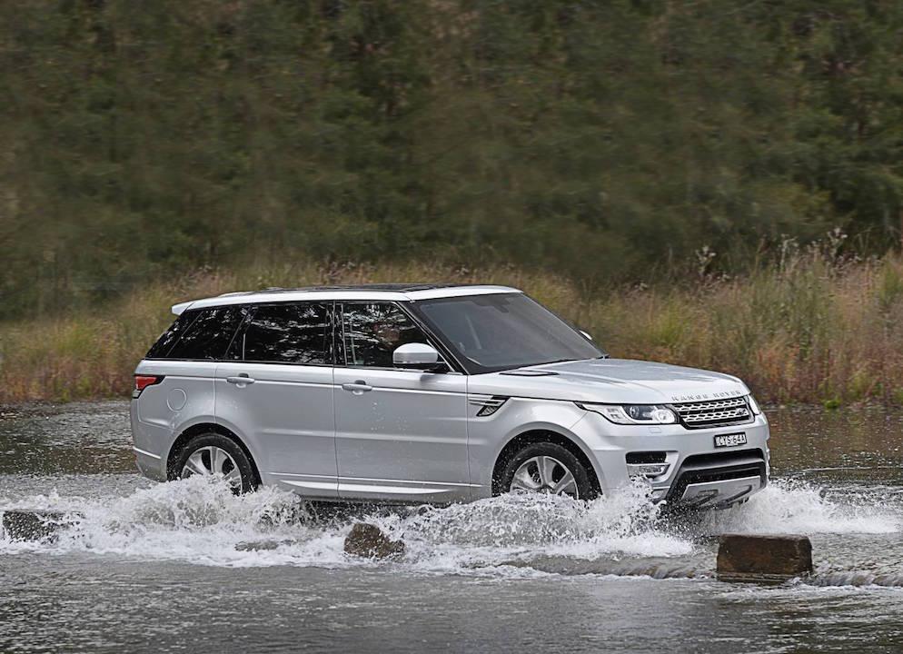 2015 Range Rover Sport Hybrid review