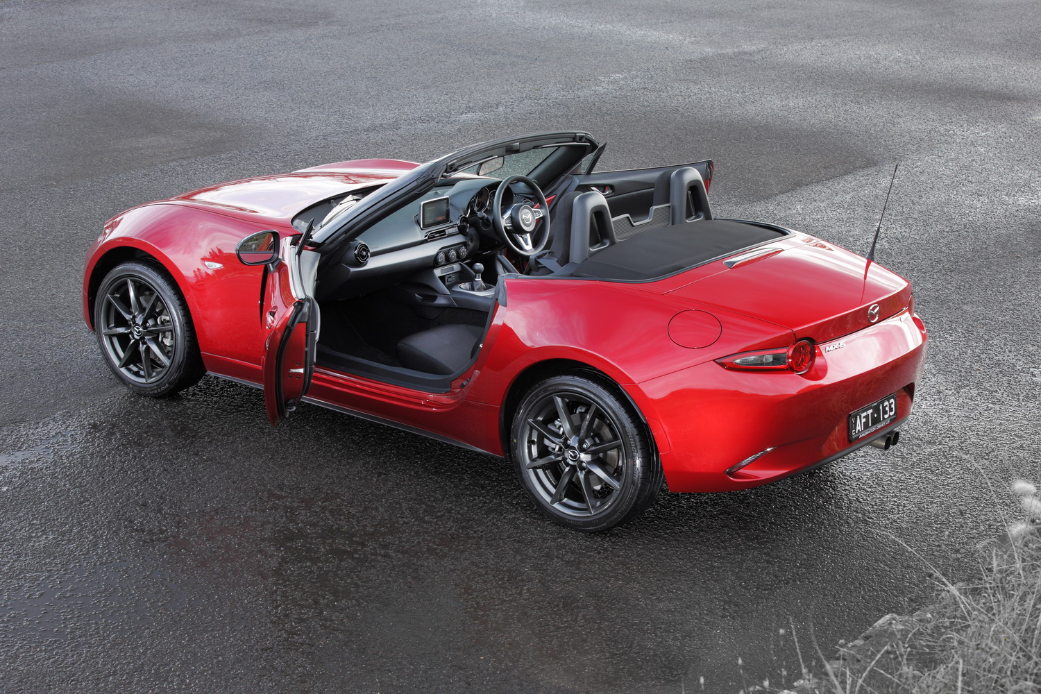 2016 mazda mx 5 nd 2 0l review practical motoring. Black Bedroom Furniture Sets. Home Design Ideas