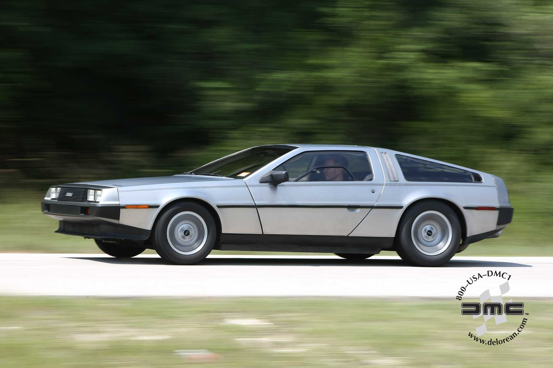 The new DeLorean Mot