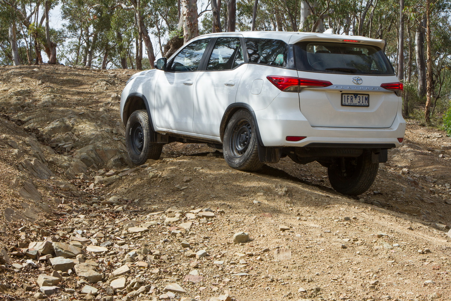 Toyota Fortuner And Toyota Hilux Technical Analysis 4wd