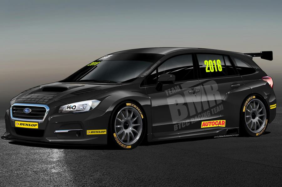 Subaru Levorg enters British Touring Car Championship | Practical ...
