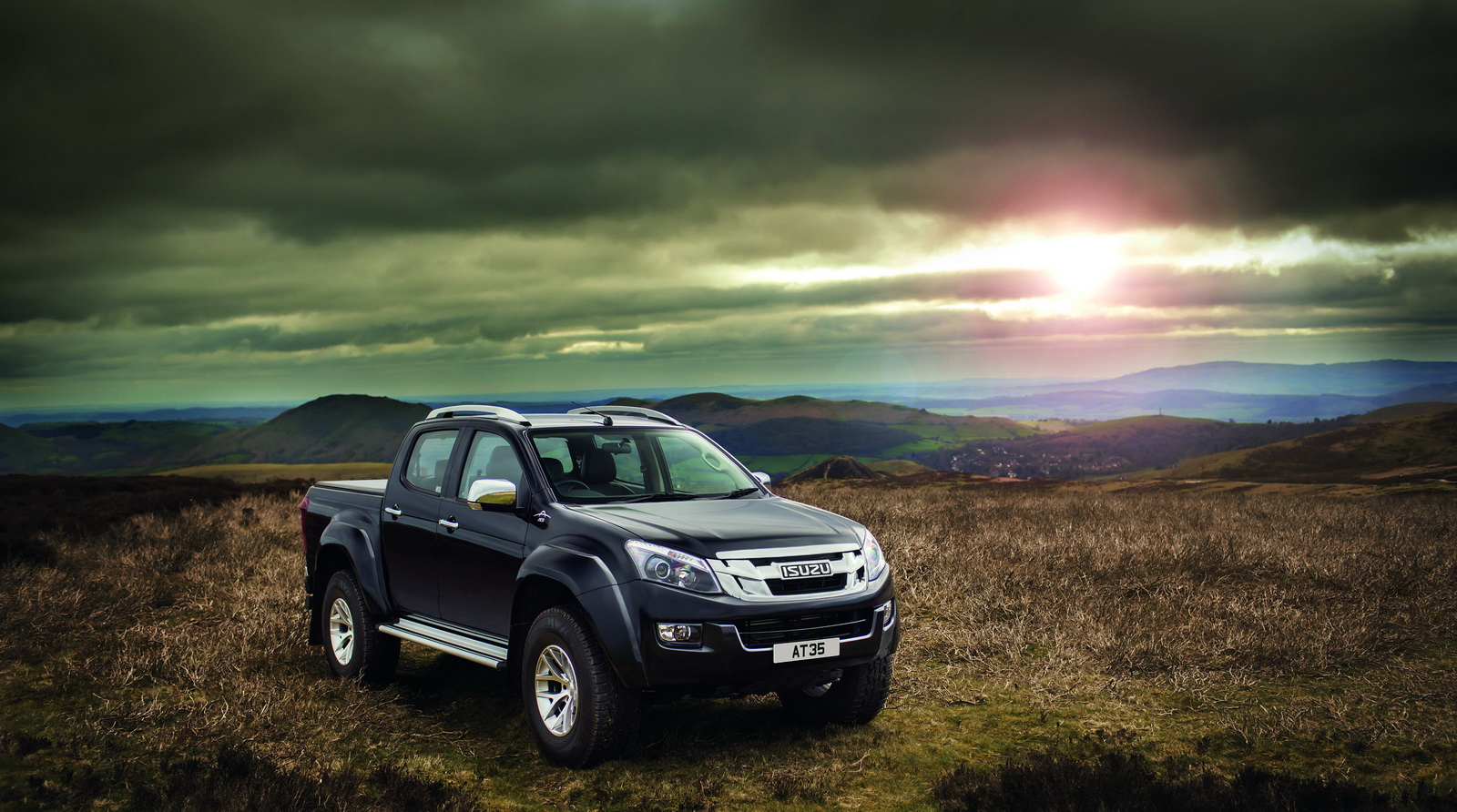 Factory Backed Isuzu D Max At35 By Arctic Trucks Revealed