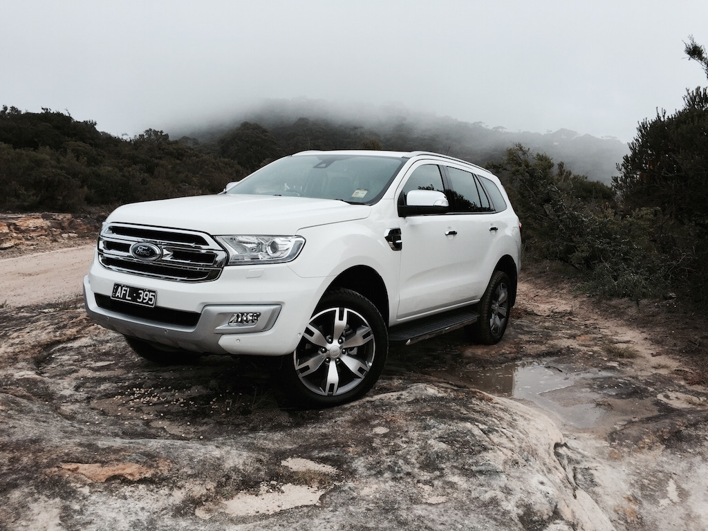 2016 Ford Everest Titanium Review Practical Motoring