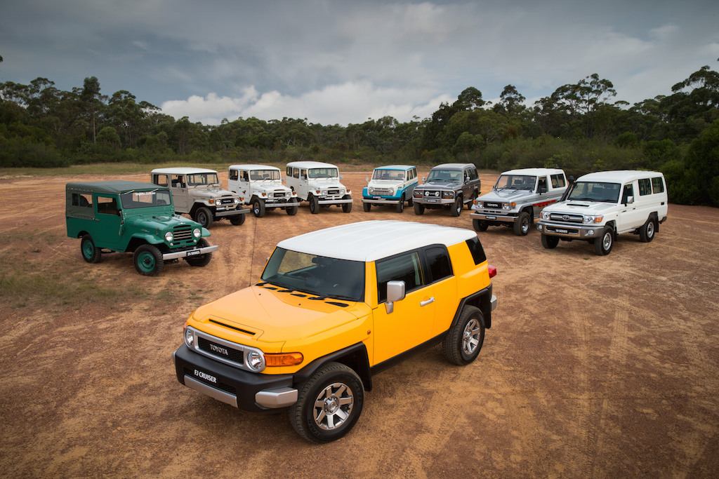 Toyota Fj Cruiser To End Production In August 2016
