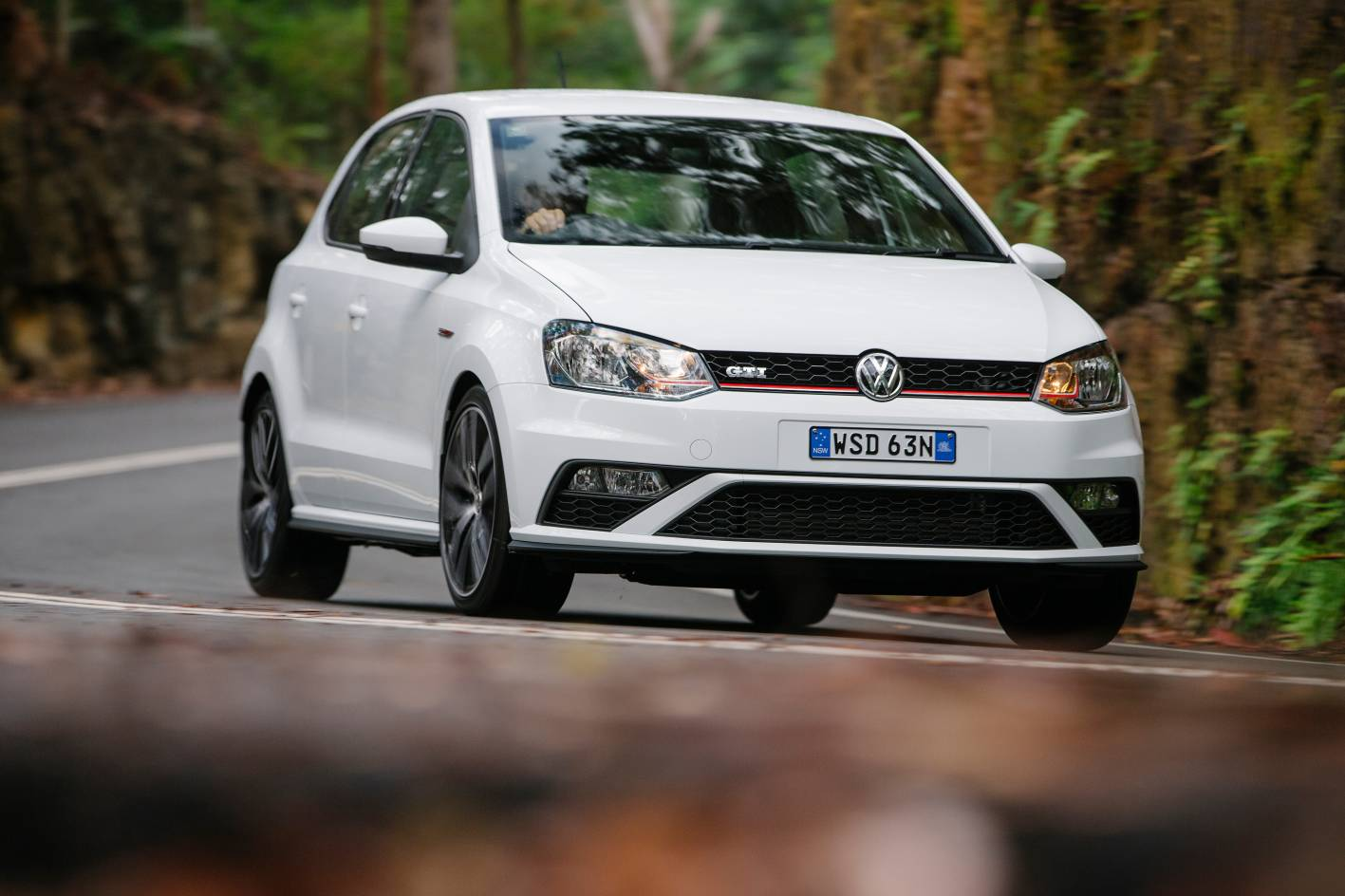 2016 volkswagen polo gti review practical motoring. Black Bedroom Furniture Sets. Home Design Ideas