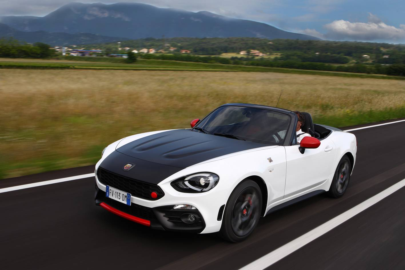 2017 abarth 124 spider performance details confirmed for australia practical motoring. Black Bedroom Furniture Sets. Home Design Ideas