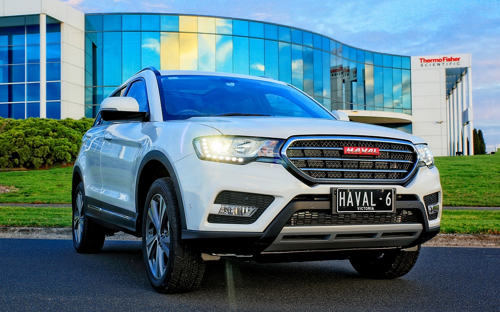 Unique 2016 Haval H6 Review  Practical Motoring