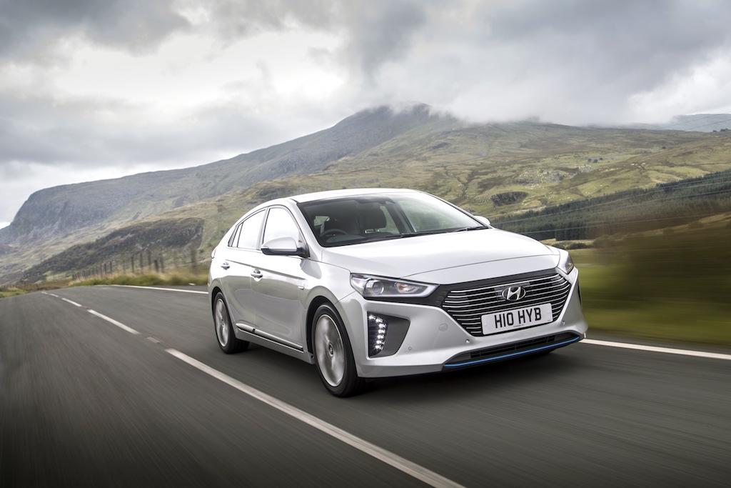 Cool 2017 Hyundai Ioniq Review  International First Drive