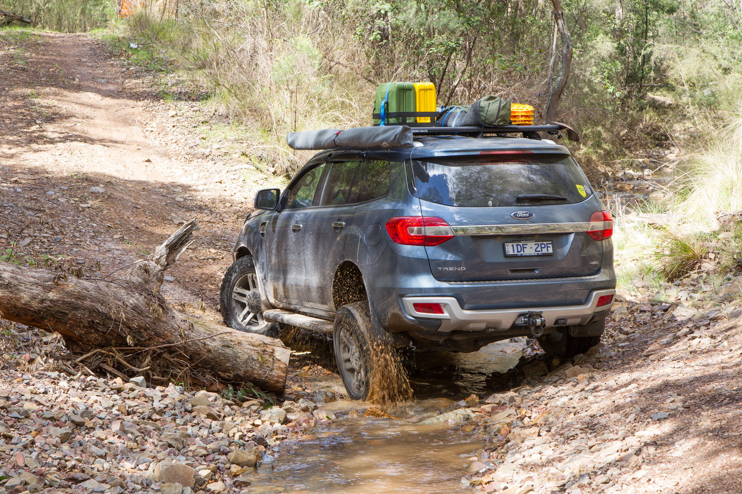 Why The Ford Everest Is Not Classifed As An Mc Off Road