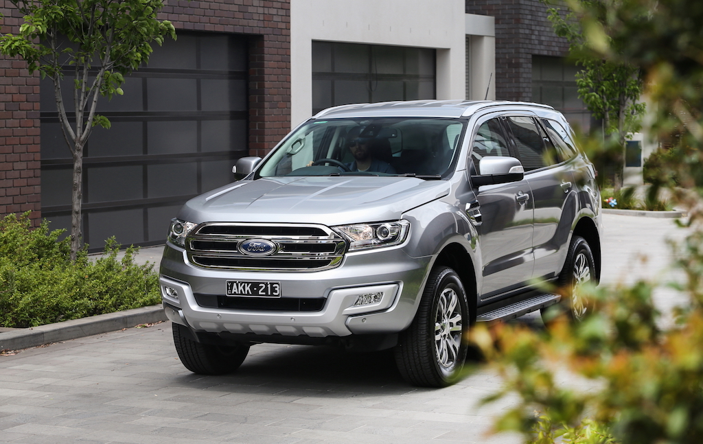 2020 Ford Everest 2WD review - first drive | Practical Motoring
