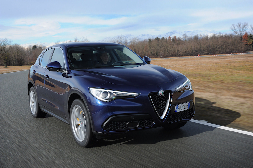 alfa romeo stelvio arriving here in 2018 practical motoring. Black Bedroom Furniture Sets. Home Design Ideas