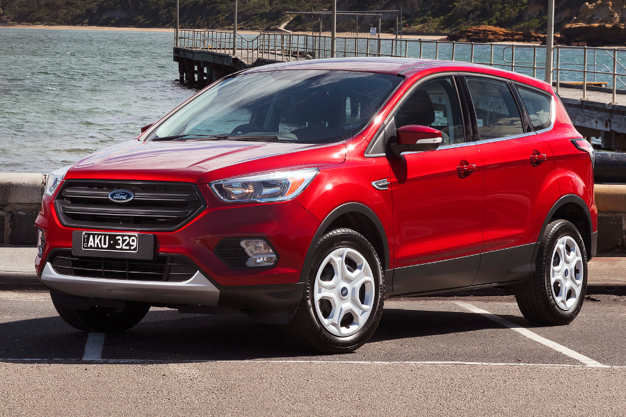2017 ford escape review first drive practical motoring. Black Bedroom Furniture Sets. Home Design Ideas