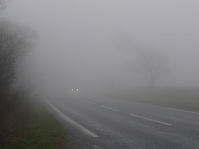 Friday Five: Tips on driving in fog | Practical Motoring