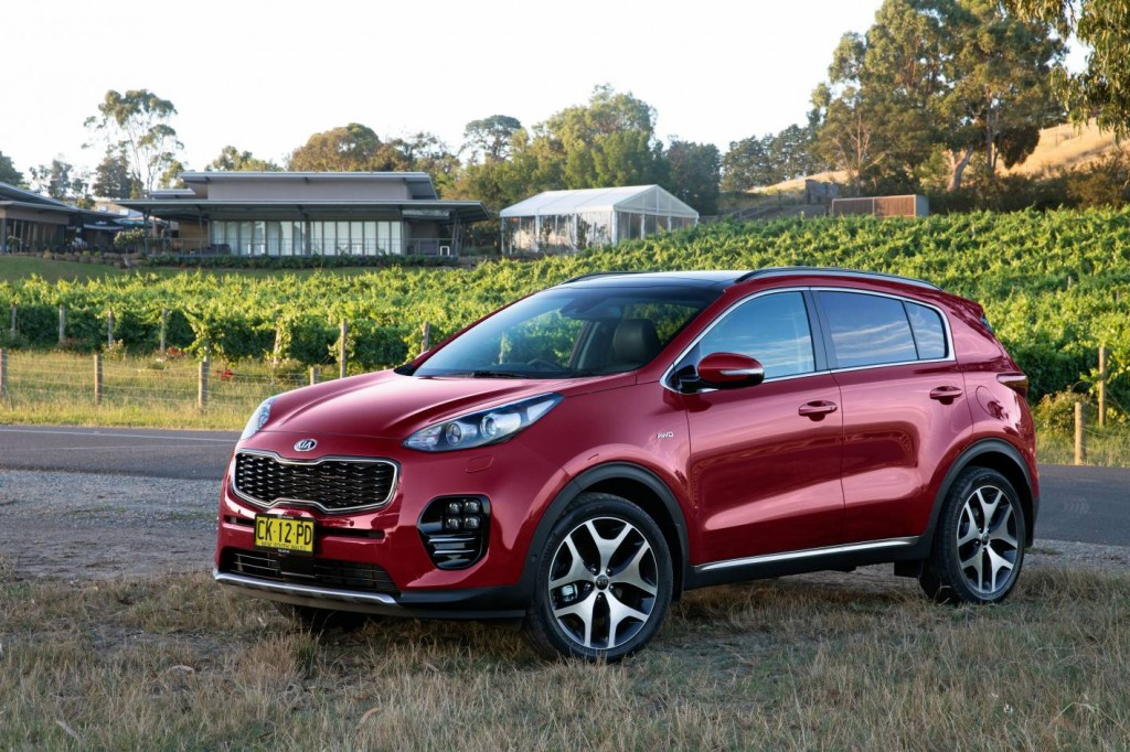 2017 kia sportage gt line review australian drive practical motoring. Black Bedroom Furniture Sets. Home Design Ideas