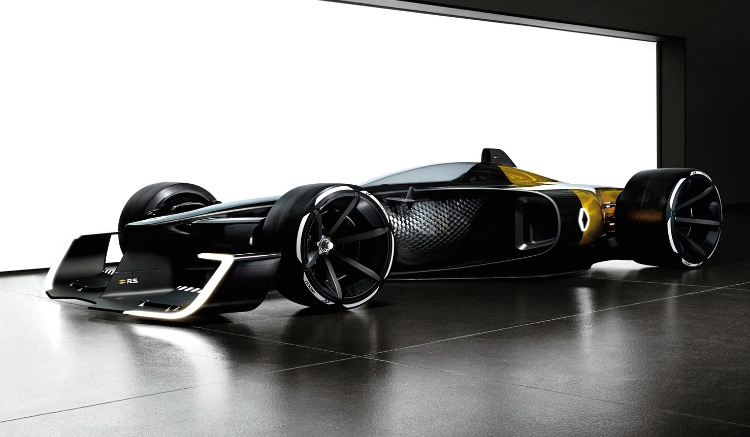 Renault RS 2027 Vision concept revealed | Practical Motoring