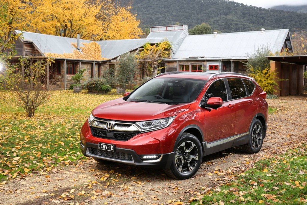 2018 honda cr v pricing and specifications announced on sale in july. Black Bedroom Furniture Sets. Home Design Ideas