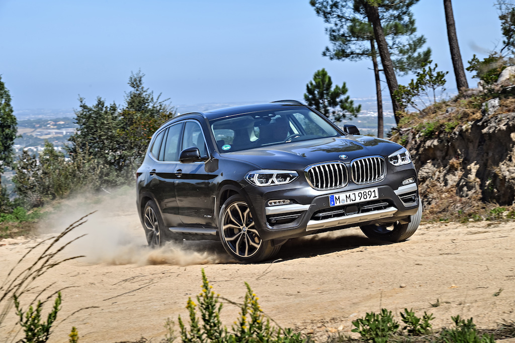 2018 bmw x3 review practical motoring. Black Bedroom Furniture Sets. Home Design Ideas
