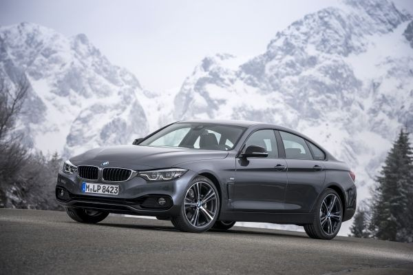 bmw  gran coupe review practical motoring