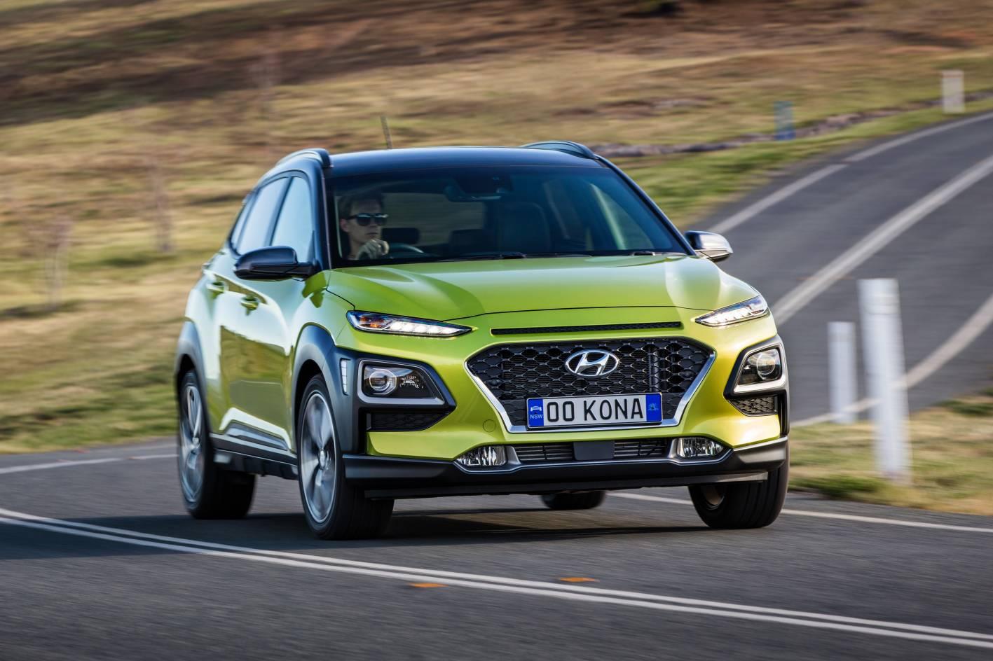 Hyundai Kona On Sale Now From 27 000 Drive Away