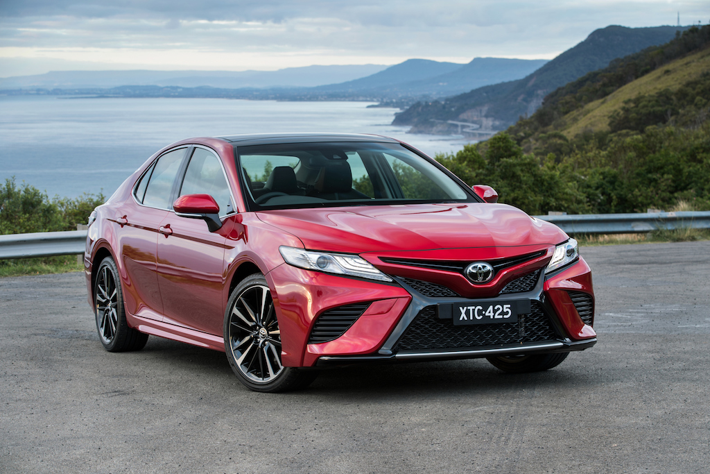 all new 2018 toyota camry pricing and specifications revealed on sale from 27 690 orc. Black Bedroom Furniture Sets. Home Design Ideas