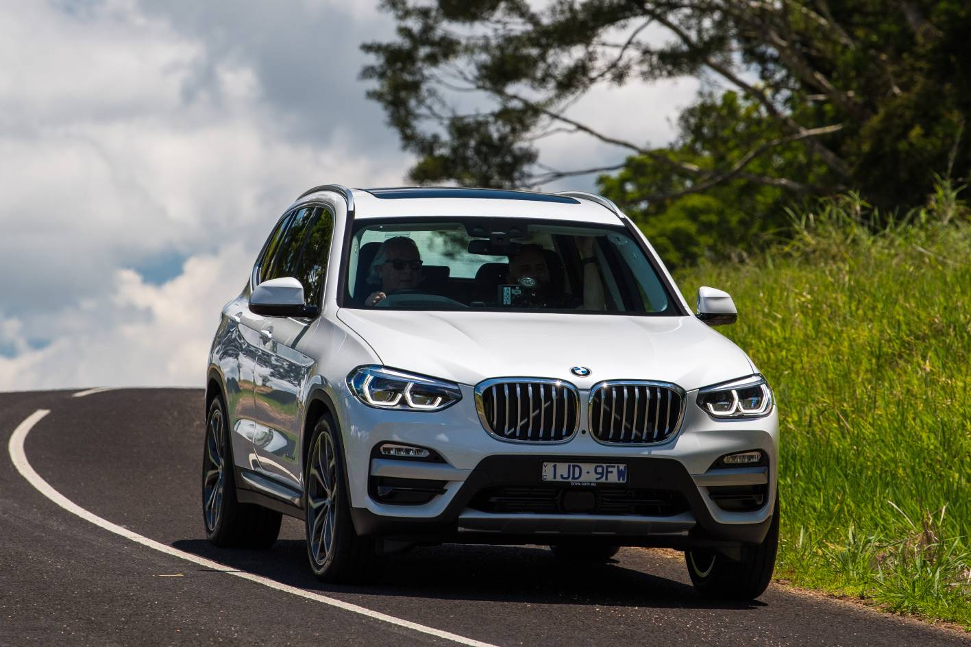 all new 2018 bmw x3 goes on sale in australia from 68 900 orc practical motoring. Black Bedroom Furniture Sets. Home Design Ideas