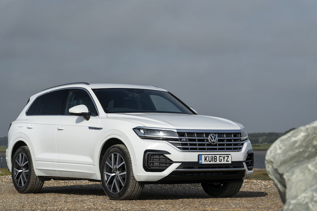 2019 Volkswagen Touareg Review Practical Motoring