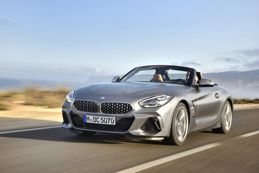 2019 Bmw Z4 Price Specs And Release Date Practical Motoring