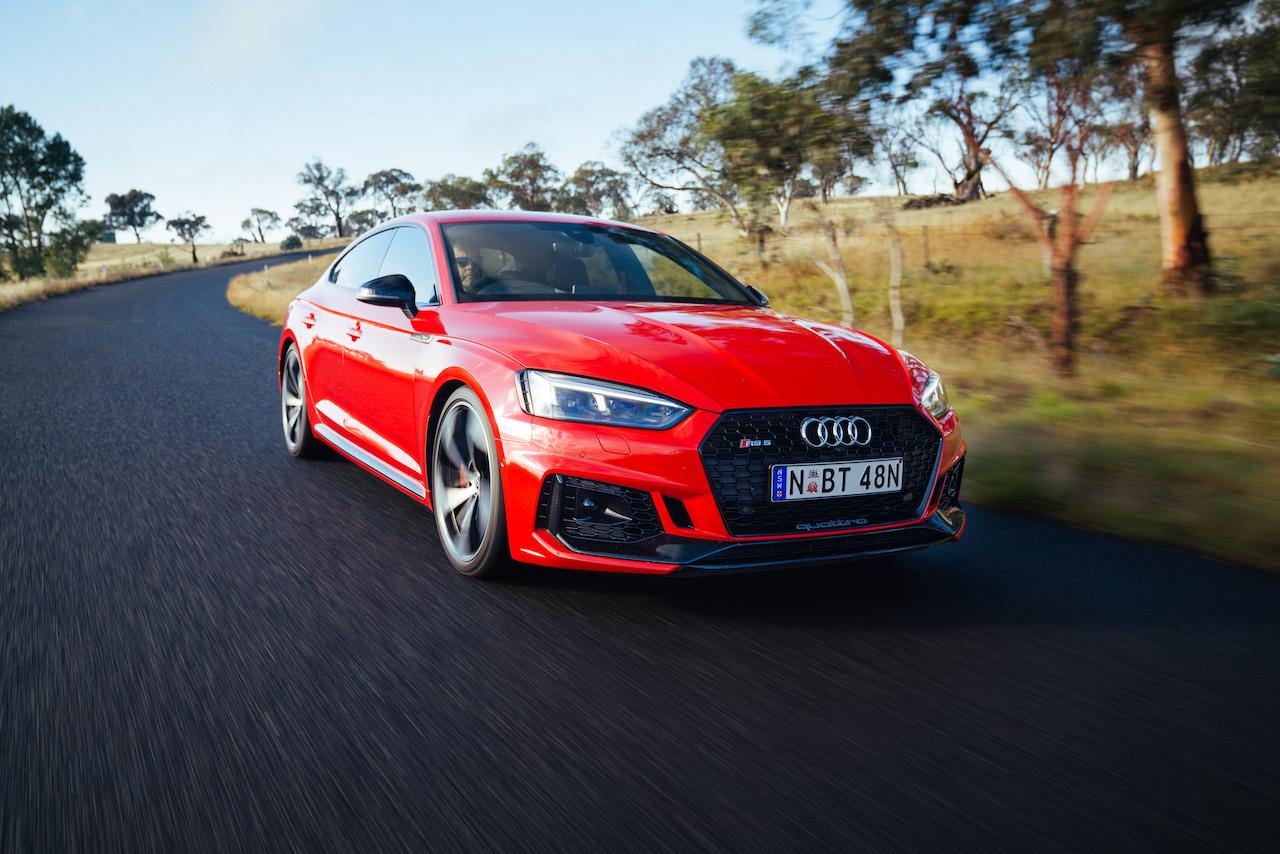 2019 Audi Rs5 Review Practical Motoring