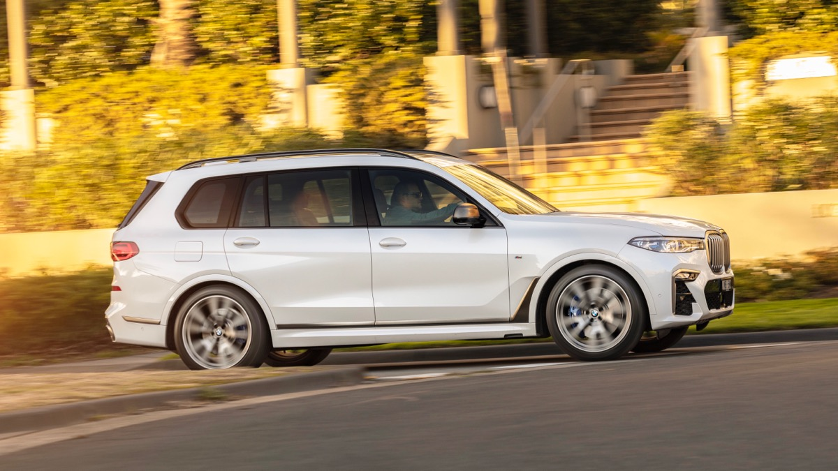 2020 Bmw X7 M50d Review Luxury That S Bigger Than Texas Practical Motoring
