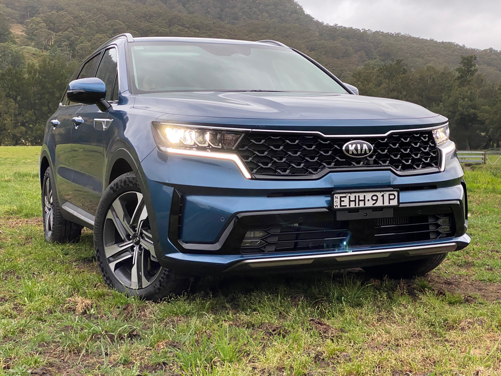 2021 Kia Sorento Review Practical Motoring